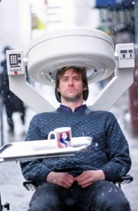 Eternal sunshine brain machine