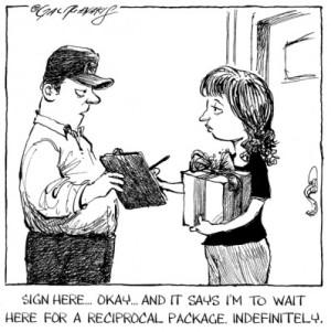 gift reciprocity