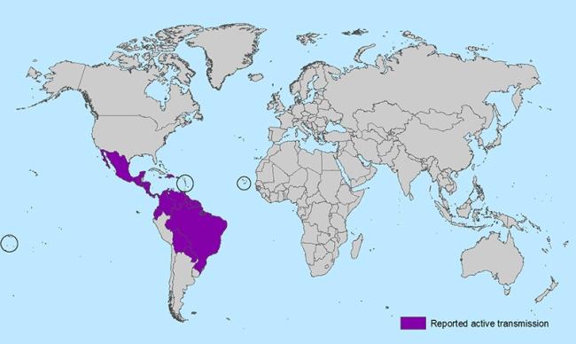 ZikaMap