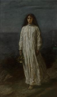 John_Everett_Millais,_The_Somnambulist