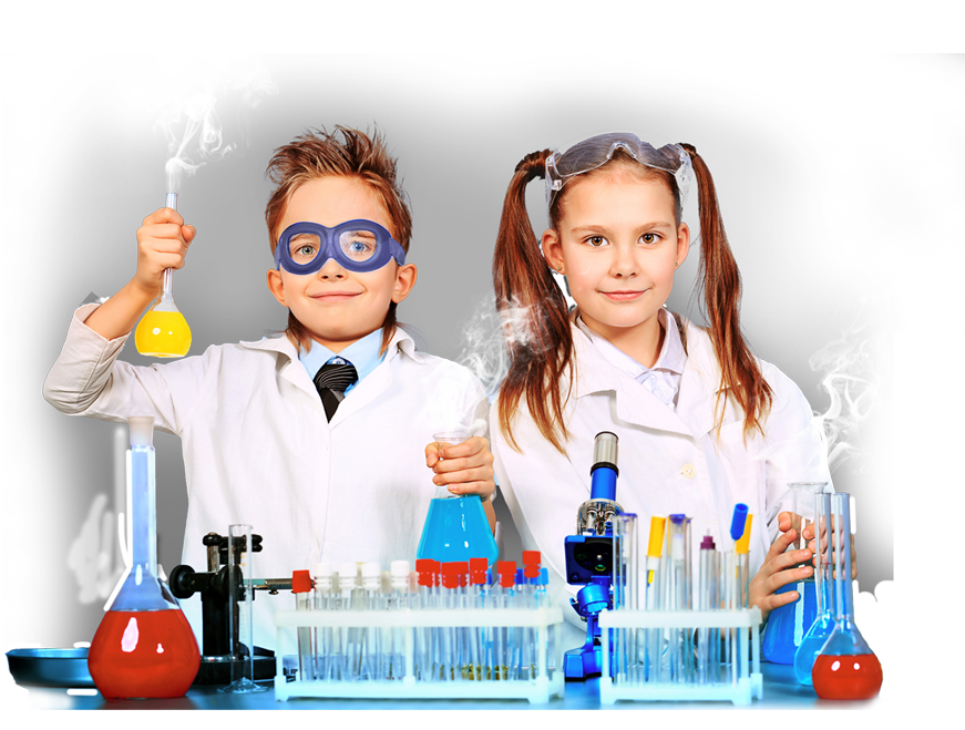 Image result for kid scientists